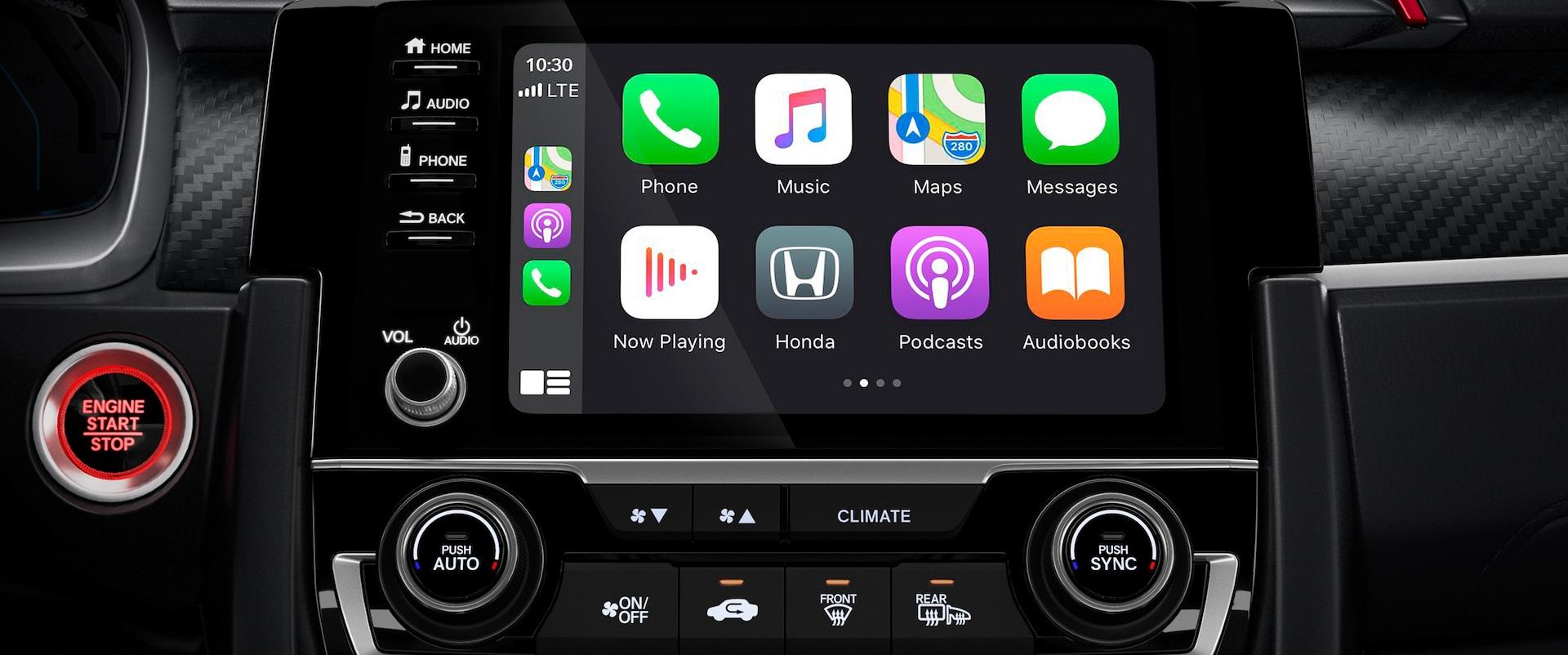 Honda_Civic_Si_Coupe_Interior_Infotainment_Screen