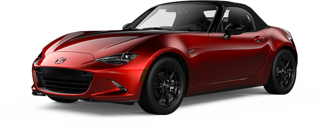 6-Speed Manual Transmission 2020 Mazda MX-5 GS