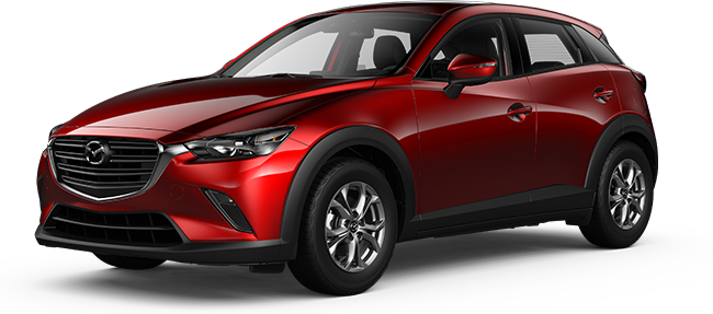 6-Speed Automatic Transmission 2019 Mazda CX-3 GX