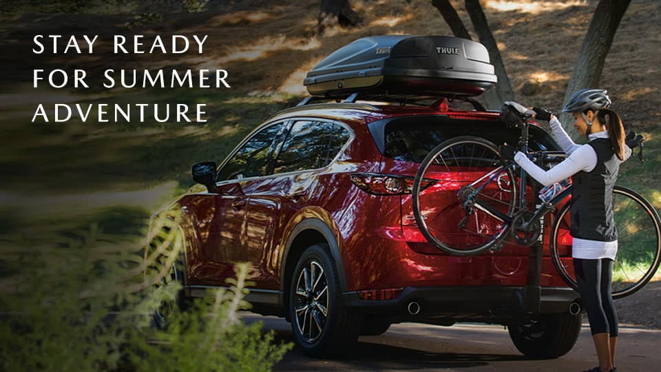 Mazda Summer Parts Promotion