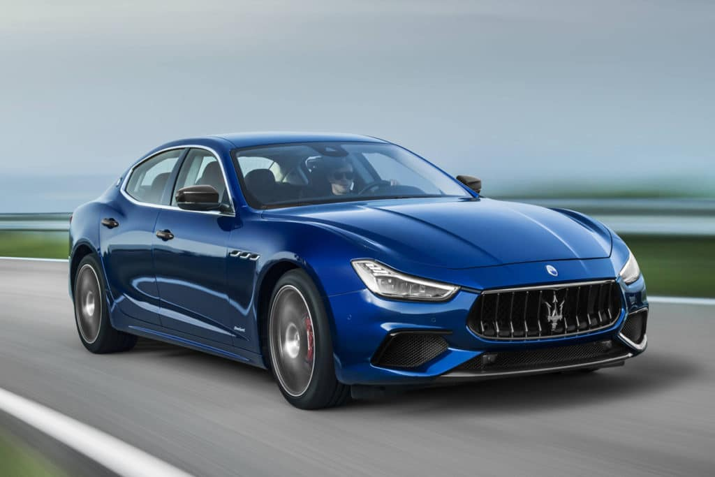 2019 Maserati Ghibli Leases Starting At $835/mo.*