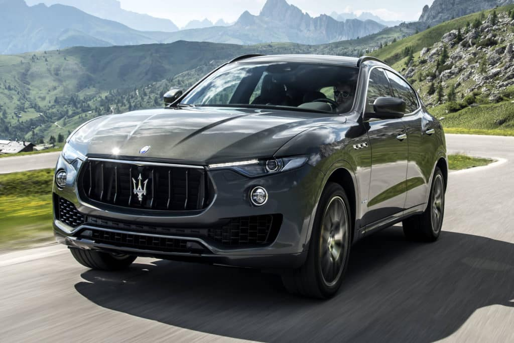 2019 Maserati Levante Leases Starting At $895/mo.*