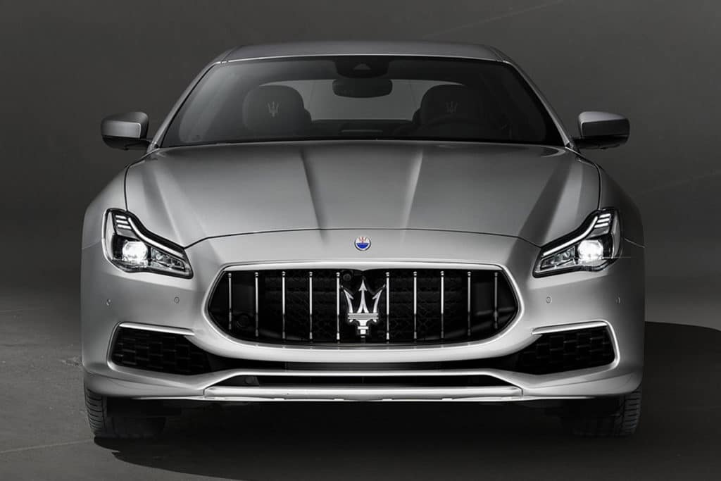 2019 Maserati Quattroporte Leases Starting At $1165/mo.*