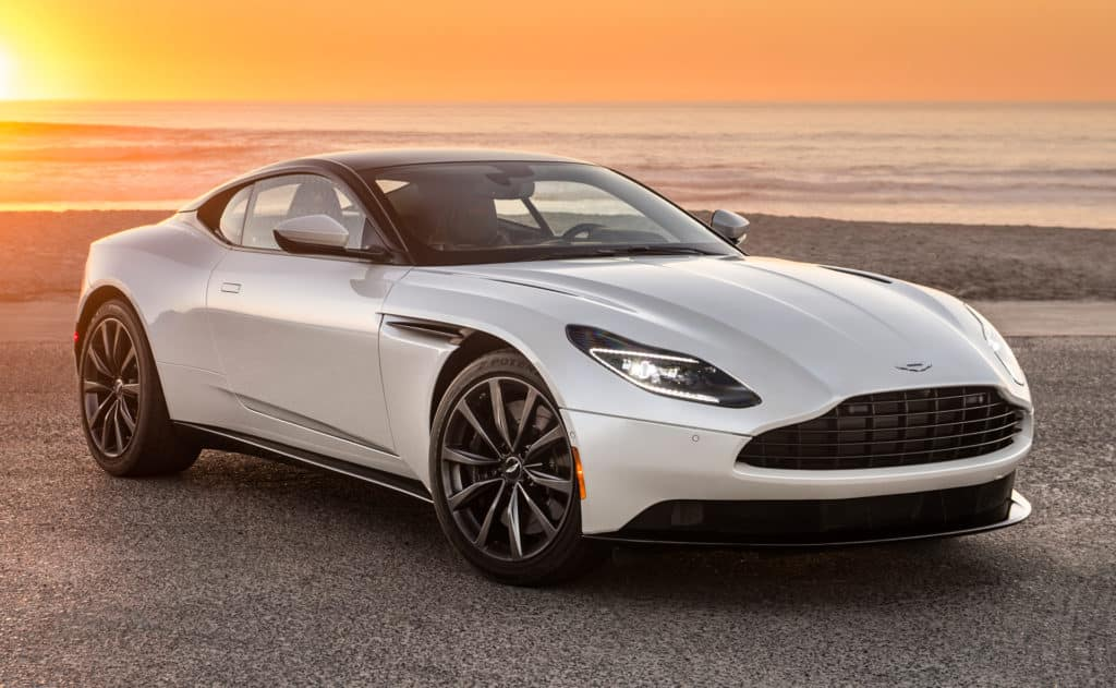 2019 Aston Martin DB11 V8 Leases Starting At $2499/mo.*