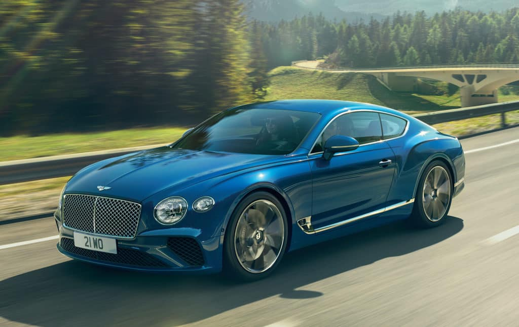 2020 Bentley Continental GT V8 Leases Starting At $3,532/mo.*
