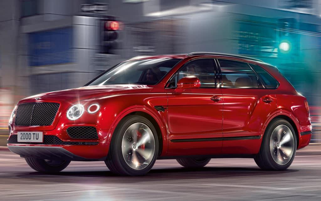 2020 Bentley Bentayga V8 Leases Starting At $2,887/mo.*