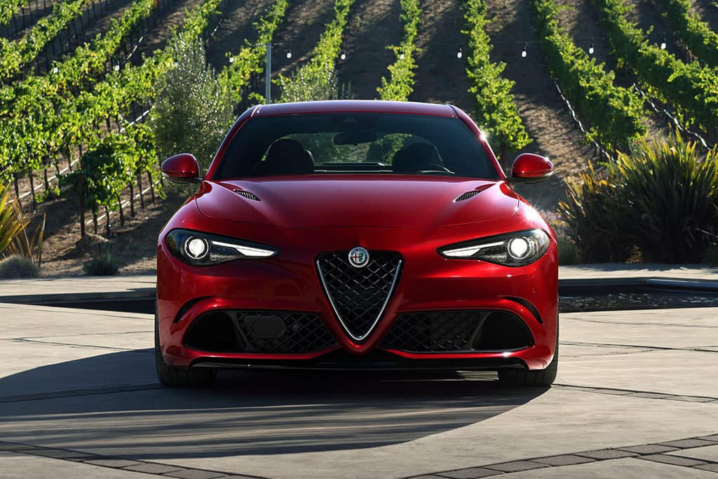 2020 Alfa Romeo Giulia Leases Starting At $349/mo.*