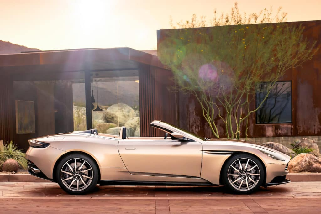 2020 Aston Martin DB11 V8 Volante Leases Starting At $2,999/mo.*