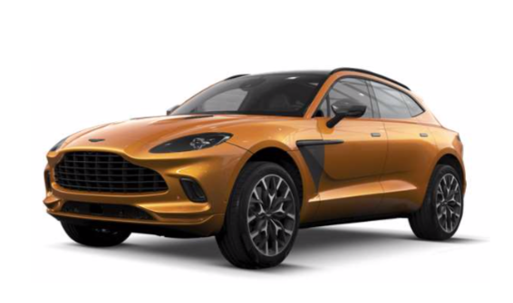 2021 Aston Martin DBX Leases Starting At $2,599 mo.*
