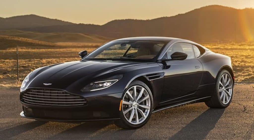 2021 Aston Martin DB11 V8 Coupe Leases Starting At $3,499mo.*