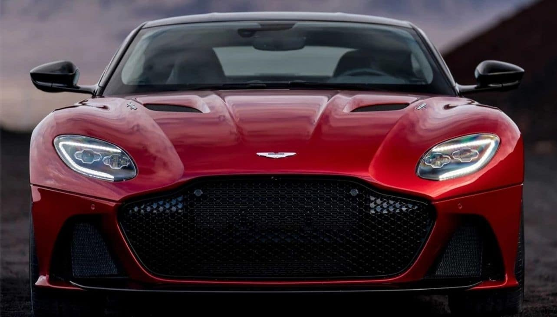 The Aston Martin DBS