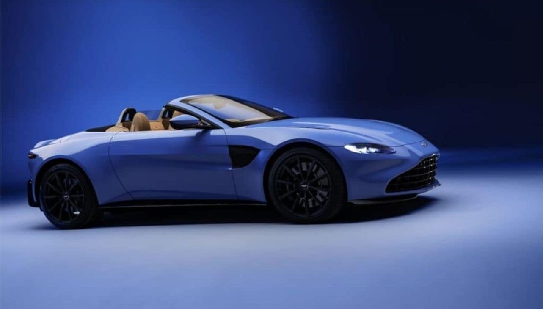 The Aston Martin Vantage