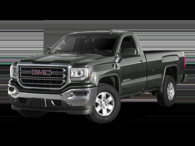 Gray 2016 GMC Sierra