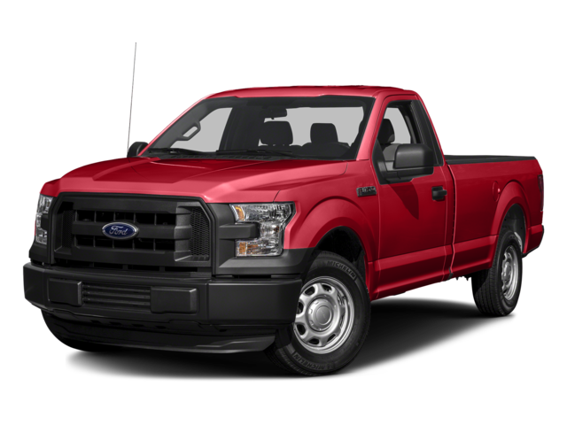 Used Red Ford F-150