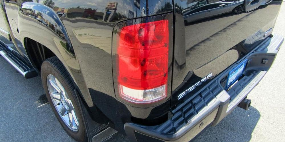 GMC Sierra 1500 Rear