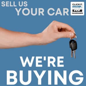 Sell Us Your Car Were Buying at ClickIt
