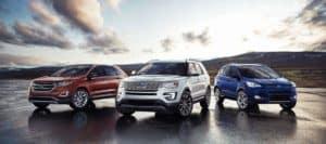 Ford-SUVS