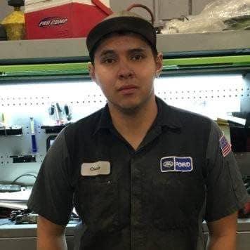 Oscar Diaz Ponce