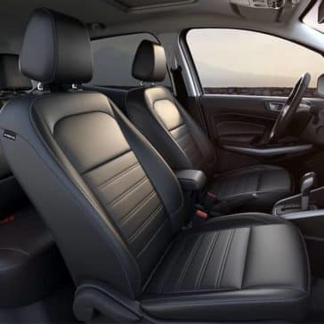 2019 Ford EcoSport Seating