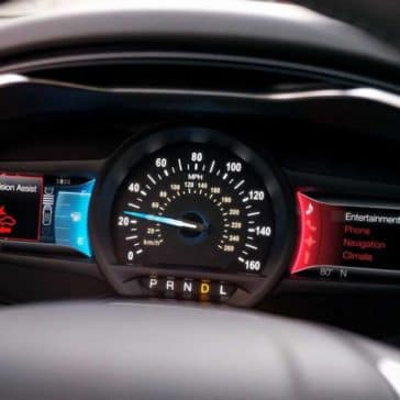 2019 Ford Fusion Features