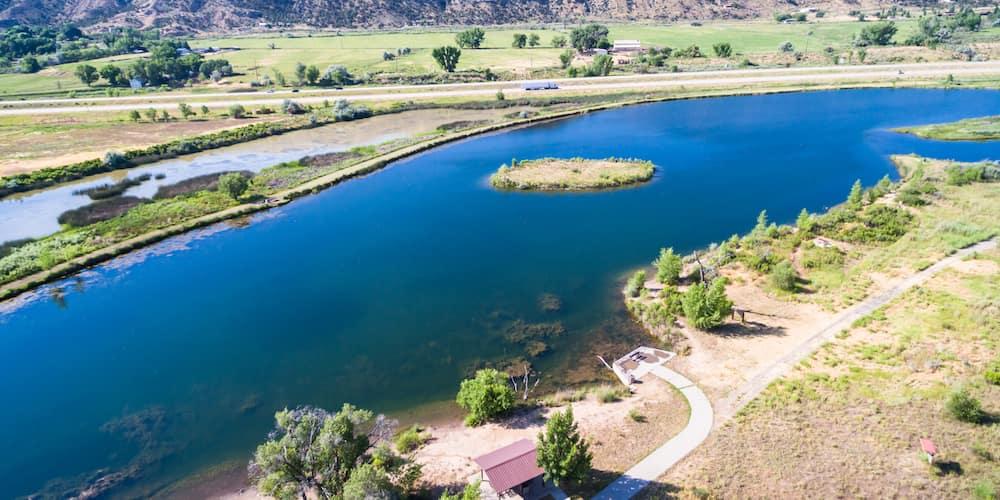Colorado River at Rifle Colorado