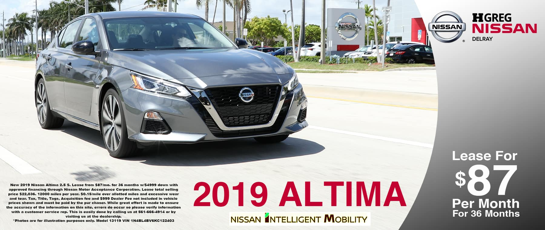 New And Used Nissan Vehicles For Sale Delray FL | HGreg