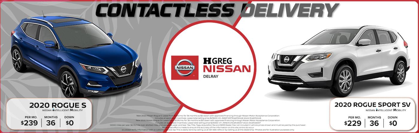 Nissan Rouge June Offer