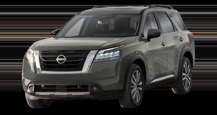 New 2022 Pathfinder HGreg Nissan Delray