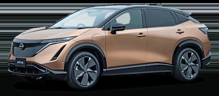 New 2022 ARYIA HGreg Nissan Delray