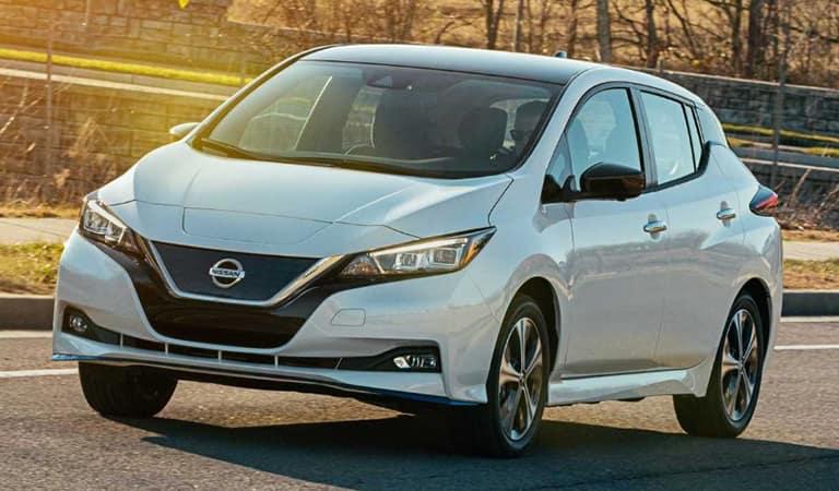 New 2022 Nissan LEAF Delray Beach FL