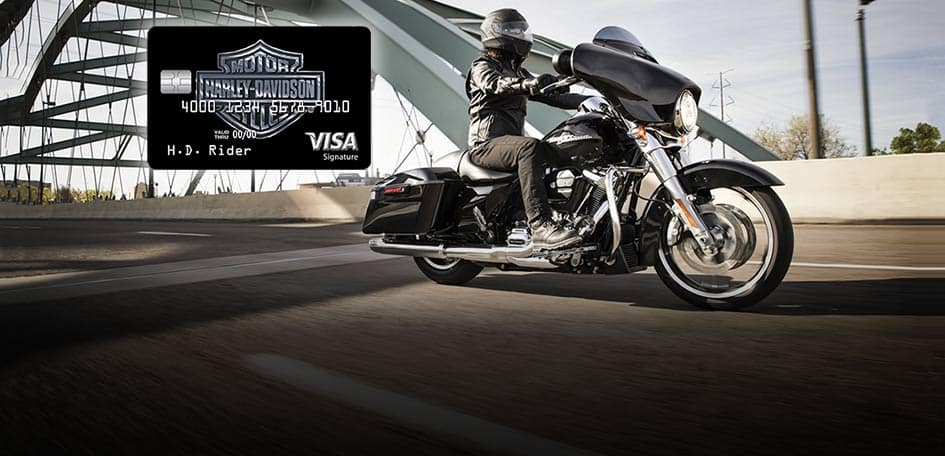Harley-Davidson Rewards Visa Card