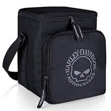 Harley Willie G Skull Cooler 450-00-175
