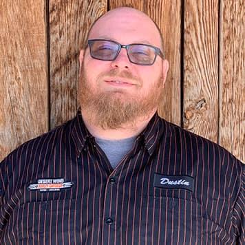 Dustin R.