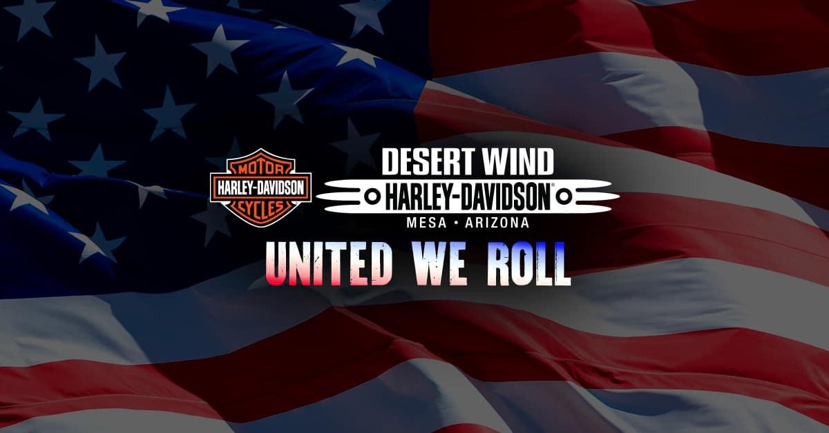 Desert Wind Harley-Davidson near Phoenix, Arizona