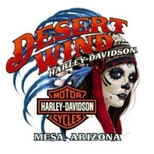 Desert Wind Harley-Davidson Custom Dealer Merchandise