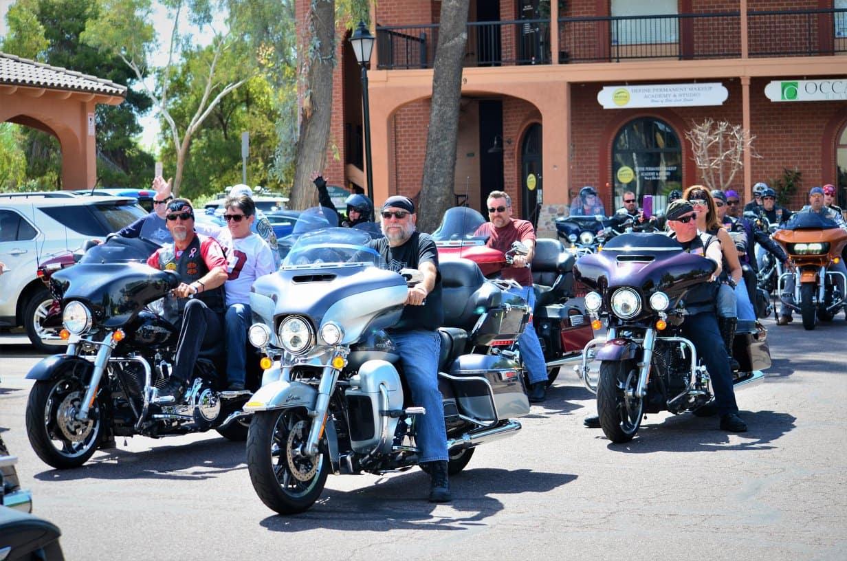 Pat Tillman Ride 2017
