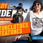 """Ready to Ride"" Open House MotorClothes Features"
