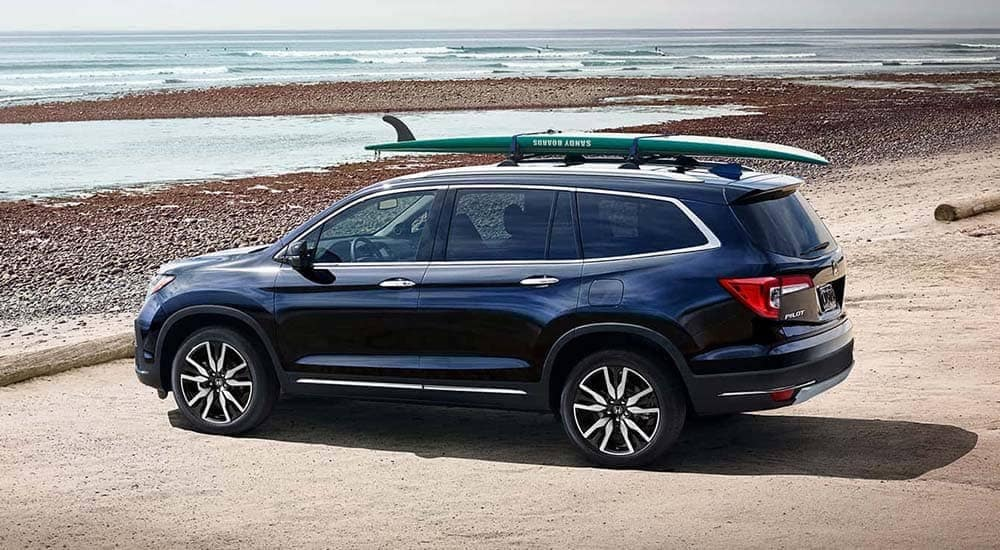 2019 Honda Pilot Seaside