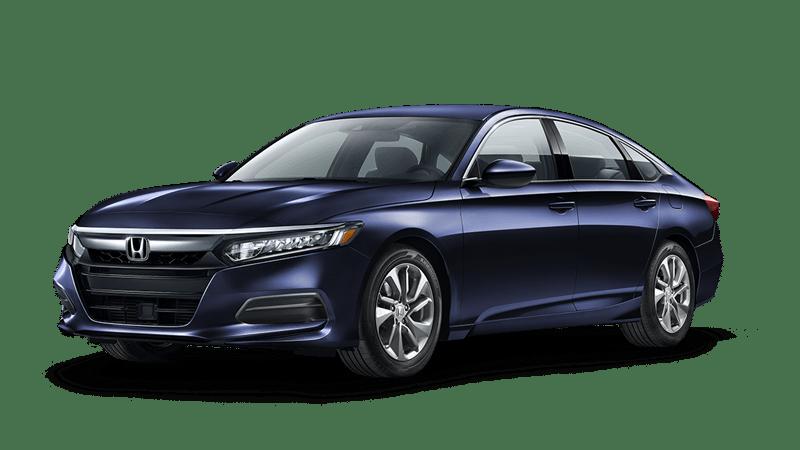 2019 Honda Accord in Obsidian Blue