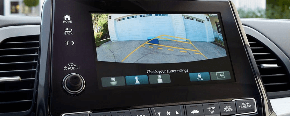 2019 Honda Odyssey Backup Camera