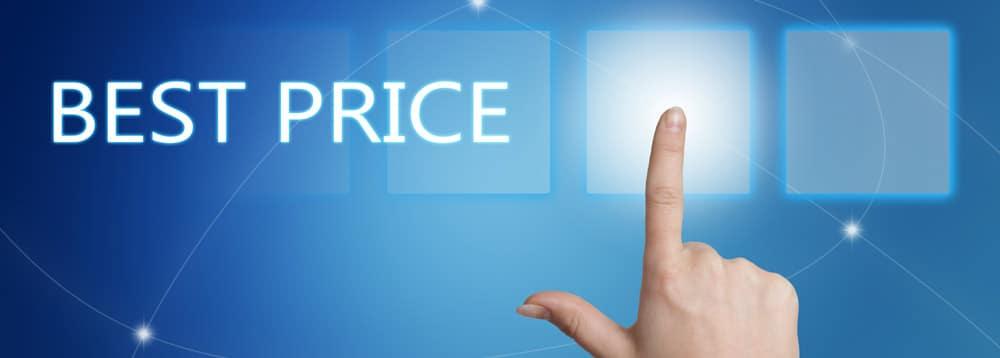 Upfront Pricing Guarantee