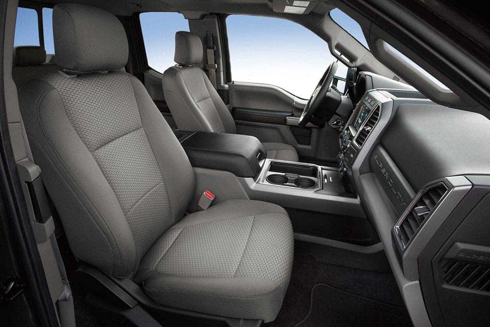 2018-Ford-F-250-Interior
