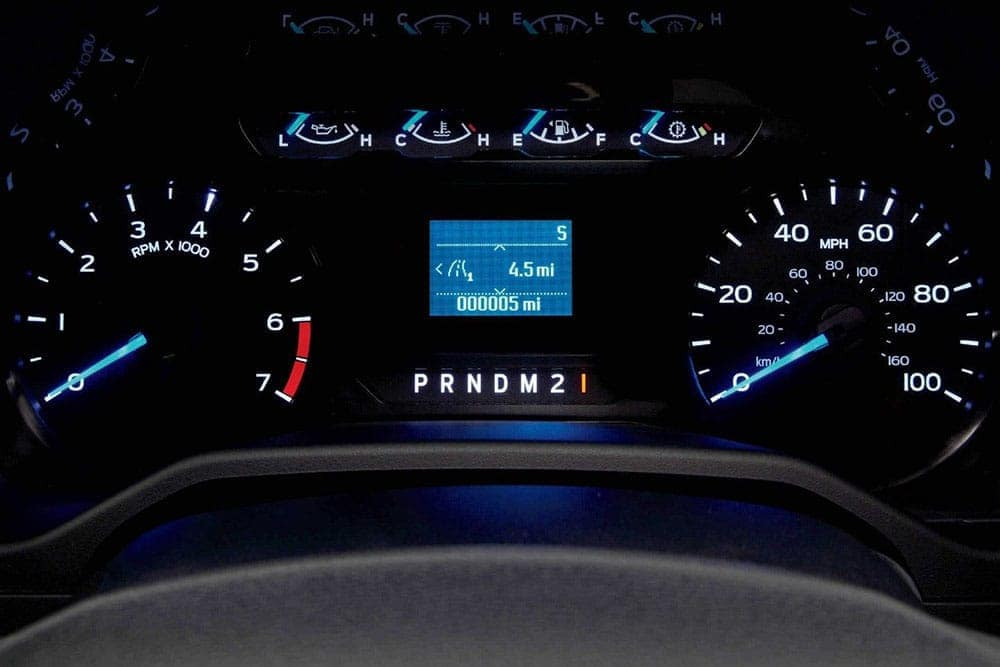 2018-Ford-F-250-Odometer