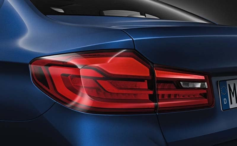 2019 BMW 5 Series Taillight