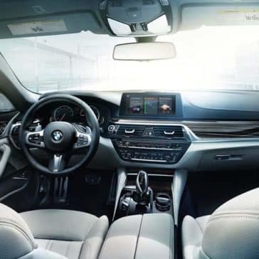 2019 BMW 5 Series Dash