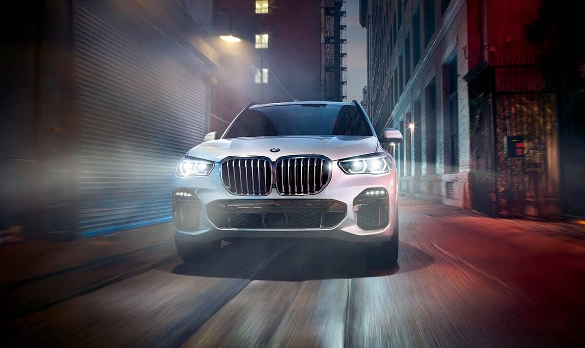 2019 BMW X5 exterior front
