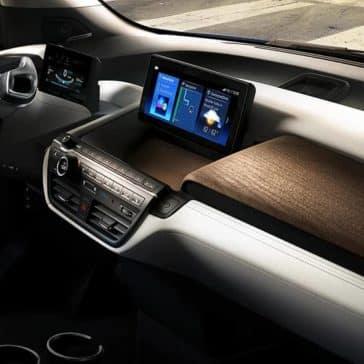 2019 BMW i3 Dash