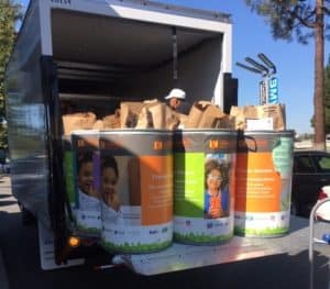 Thanksgiving Food Drive _2