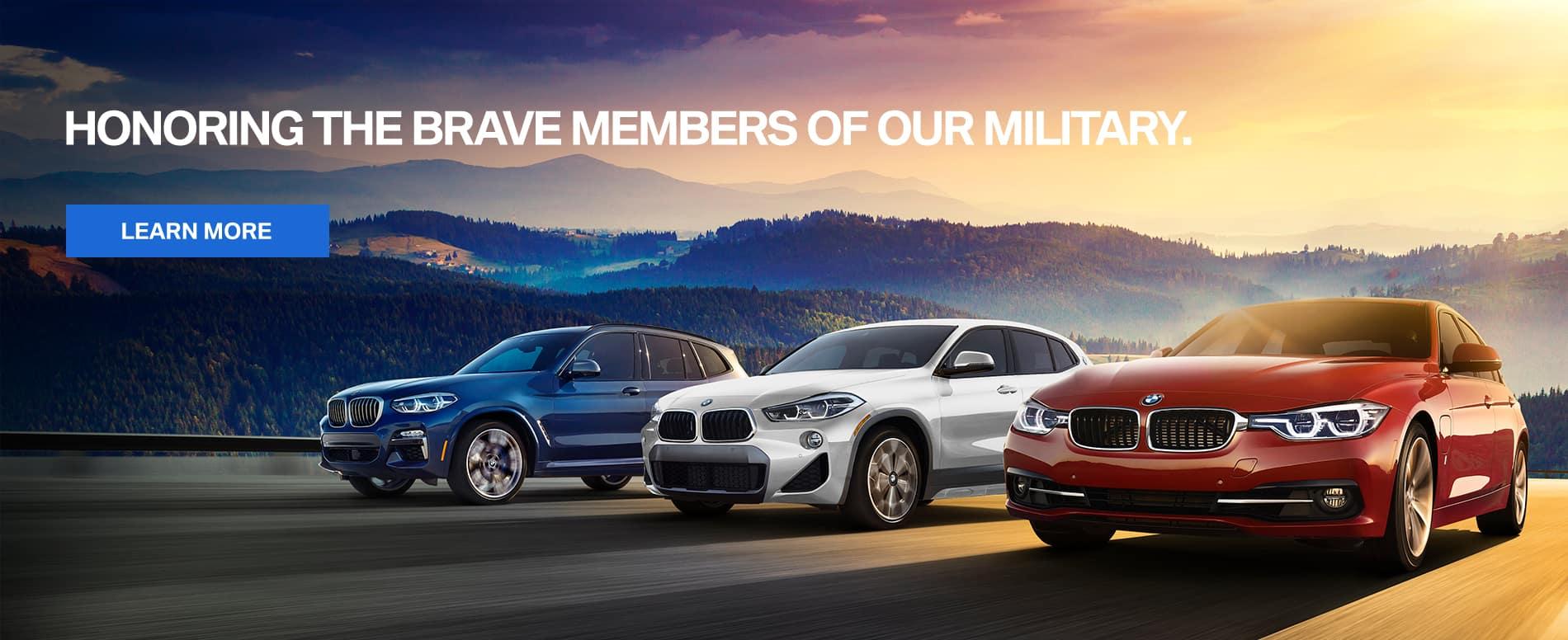 Military BMW
