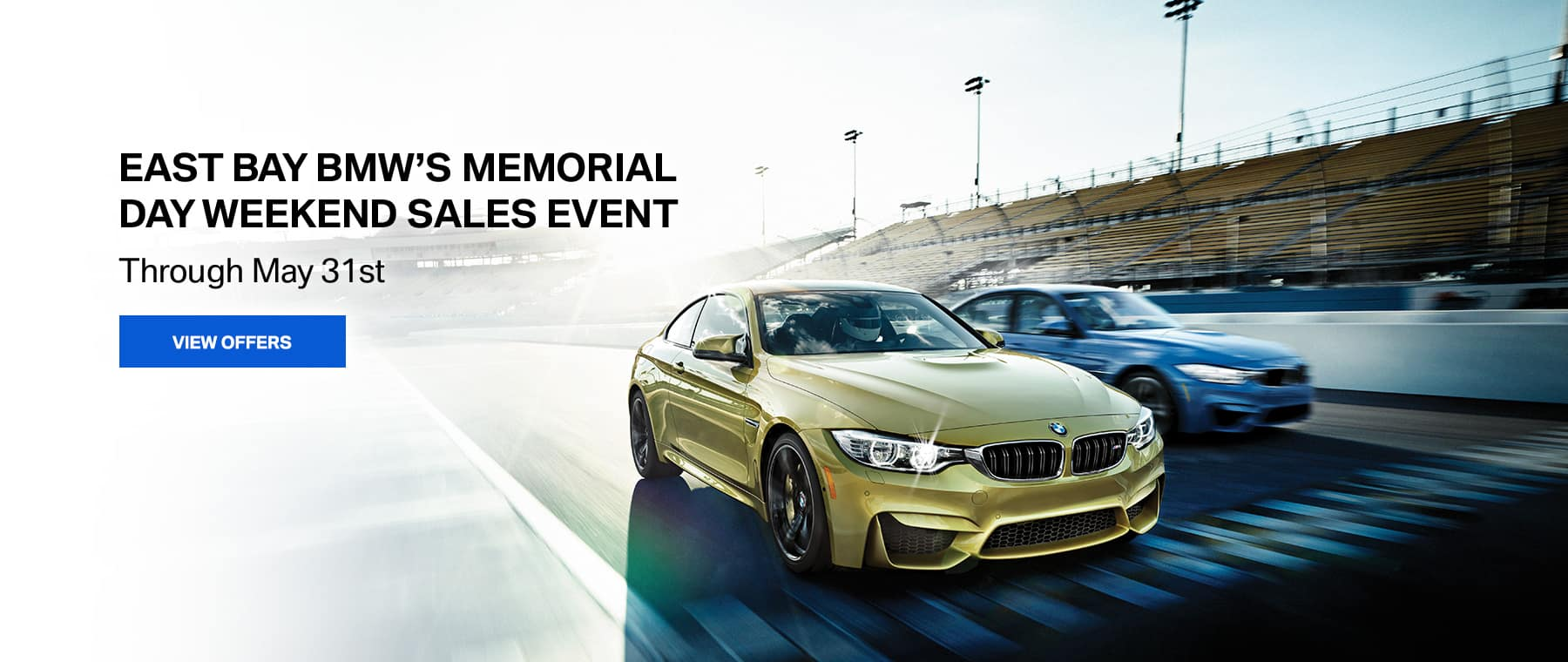 east bay bmw memorial day